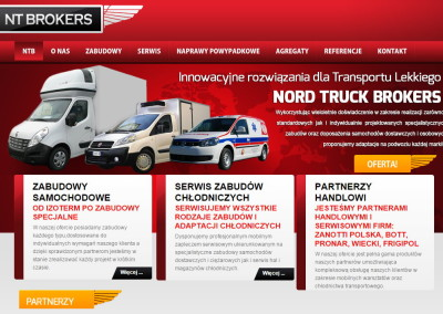 NORD TRUCK BROKERS