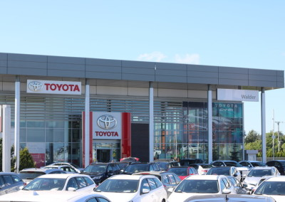 Toyota Walder-Chwaszczyno