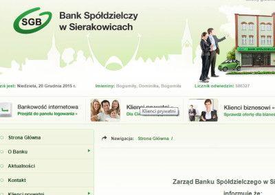 Bank Spółdzielczy w Sierakowicach