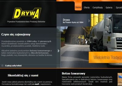 DRYWA – Sosnowa Góra