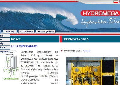 HYDROMEGA Sp. z o. o.