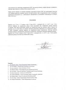Odp. Ministra Infrastruktury i Budownictwa s.2